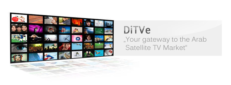 DiTVe - Your gateway to the Arab Satellite TV Market